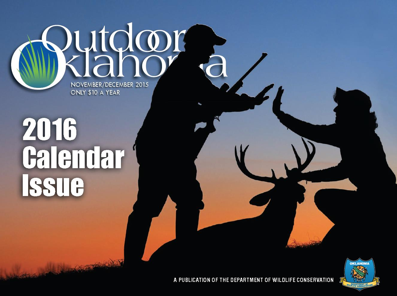 Purchase your subscription to get the 2015 calendar issue