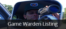 Game warden listing